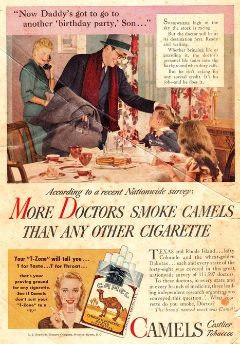 Vintage Cigarettes Posters | I love cigarettes | Scoop.it