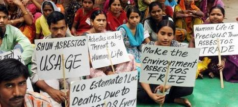 Millions of lives at stake as India makes up its mind whether white asbestos is deadly | Asbestos | Scoop.it