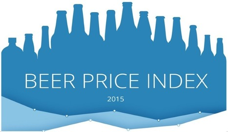 New York Ranked Fourth Most Expensive City for Beer in the World | @FoodMeditations Time | Scoop.it