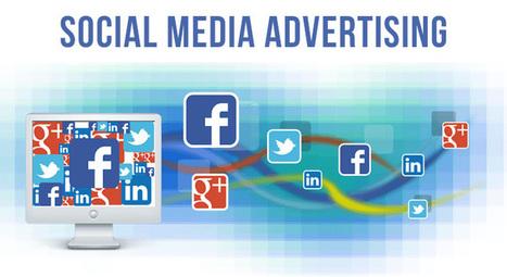 Marché de la publicité sur les réseaux sociaux : chiffres clés | Digital Social Club | Scoop.it