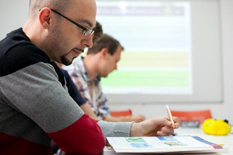 Cómo corregir eficazmente en la clase de español (y II) - formación en un clic | Didaktika | Scoop.it