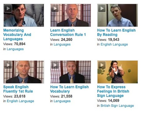 Foreign Languages - how to video tutorials | Learning English is FUN! | Scoop.it