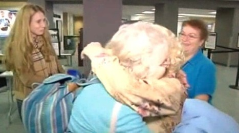 After 82 Long Years, Watch This Mother And Daughter Reunite | ♨ Family & Food ♨ | Scoop.it