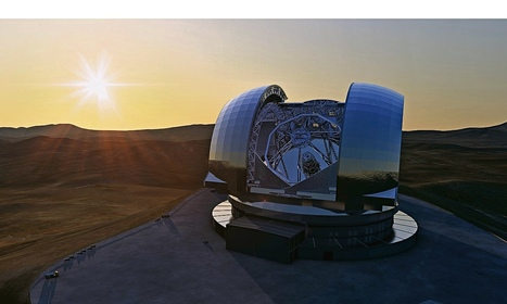 Starwatch: The European Extremely Large Telescope | Physics as we know it. | Scoop.it