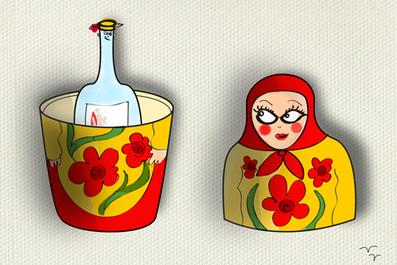 Vodka, troïka, perestroïka : des mots russes connus dans le minée | Les Mots et les Langues | Scoop.it