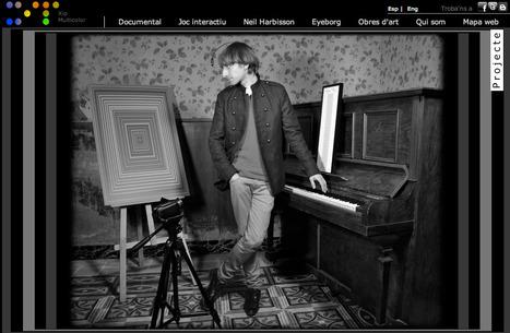 Xip Multicolor | Documental interactiu i multimèdia. Joc interactiu | Neil Harbisson | Interactive & Immersive Journalism | Scoop.it