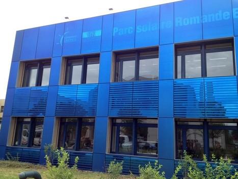 Visite du Parc solaire Romande Energie-EPFL - in-fuseon Communication | Les énergies renouvelables en Suisse | Scoop.it