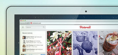 Pinterest is Testing a New Look. Here's How to Get On Board! | Extreme Social | Scoop.it