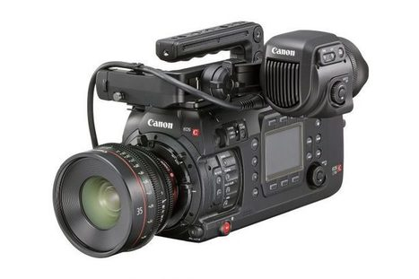 Canon Cinema EOS C700 | Film and Digital Times | Cinematography | Scoop.it