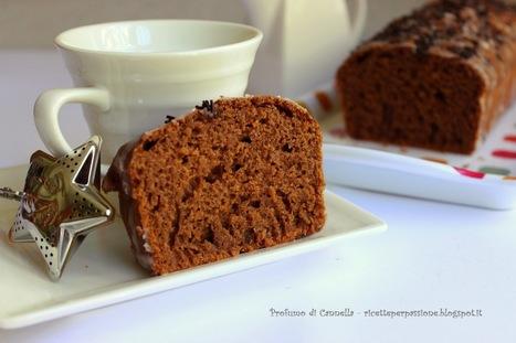 Profumo di cannella: Plumcake alla zucca e cioccolato - Autunno ti amo!   Ricette e preparazioni spiegate passo passo   Scoop.it