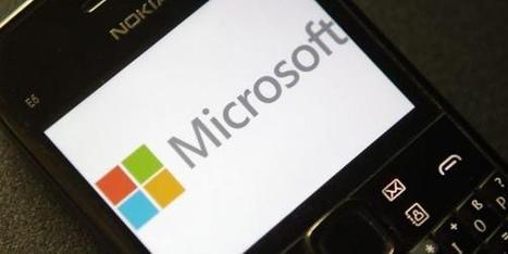 Microsoft: Nokia fait bondir le chiffre d'affaires, mais plombe les bénéfices | Veille  Community Management | Scoop.it