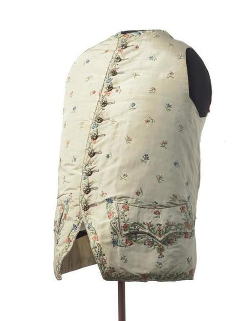 Captain Cook's inspirational waistcoats | Te Papa (Nouvelle Zélande) | Kiosque du monde : Océanie | Scoop.it