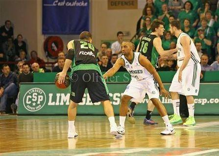 Limoges corrige l'ASVEL (92-56) et se rapproche du dernier carré   Basket ball , actualites et buzz avec Fasto sport   Scoop.it