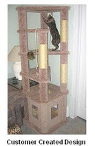 Cool Cat Tree Plans: Sisal Cat Tree | Pets And Animals | Scoop.it