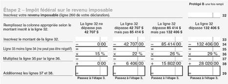 services professionnels: impôts particuliers - revenu imposable 2012 | Réduire ses impôts | Scoop.it