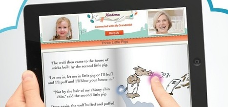 iPad app enables long distance bedtime storytelling for families   Story Route   Scoop.it