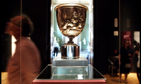 British Museum's prized Warren Cup is 'forgery', expert says | Creativity in History of Art | Scoop.it