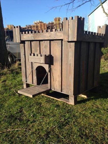 Pallet Dog House Ideas | Pallets Furniture Designs | Architecture - Construction | Scoop.it
