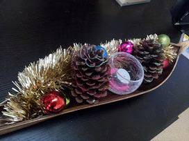 Help! I can't stop crafting: Christmas Table, Christmas Boat   Christmas Craft   Scoop.it