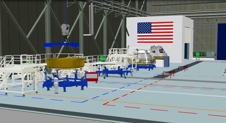 Private-Public Partnership Transforms Former Shuttle Processing Facility | Parabolic Arc | The NewSpace Daily | Scoop.it