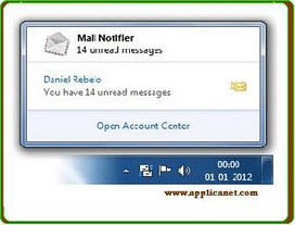 mailnotifier: Un service de notification Gmail pour Windows7 | Technologies numériques & Education | Scoop.it