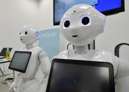Coffee with Pepper? Robot sells espresso machines in Japan   Sustain Our Earth   Scoop.it