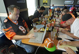 NFL Bets on Fantasy Lounges as TV Sports Keeps Some Fans at Home - Bloomberg   Sports   Scoop.it