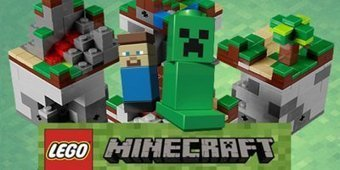 Minecraft : la gamme LEGO va changer de dimension - GAMERGEN | Innovation collaborative en formation | Scoop.it