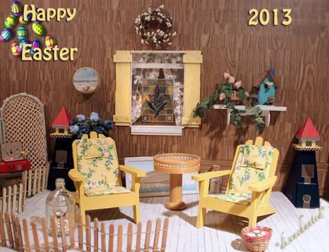 Happy Easter to my Dollobservers Friends <3 - DollObservers.com - A Fashion Doll Community | Fashion Dolls | Scoop.it