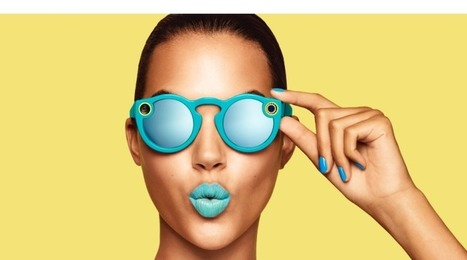 Marketers like what they see in Snapchat Spectacles I Digiday  | CONSUMER COMMUNICATIONS | Scoop.it