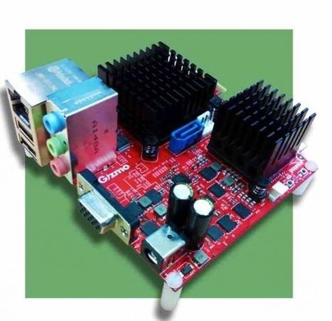 Gizmo Explorer: AMD's answer to the Raspberry Pi - Hardware.Info | Arduino, Netduino, Rasperry Pi! | Scoop.it