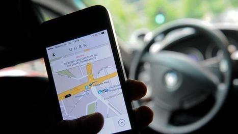 Face à la Google Car, Uber se lance dans la voiture sans chauffeur | Groupe UX - IESA | Scoop.it