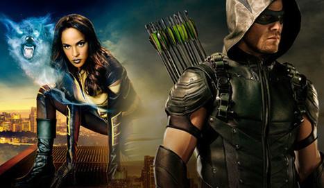 Arrow: Taken Synopsis Released, Introducing Vixen | ARROWTV | Scoop.it