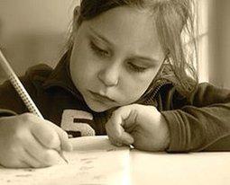Edad escolar, la importancia de la postura al escribir | Bebes | Madres de Día Pamplona | Scoop.it