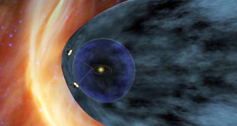 Get Ready, Because Voyager I Is *This Close* to Leaving Our Solar System | wiki-face | Scoop.it