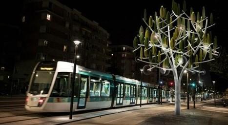 L'Arbre à vent exploite la respiration des villes | Sustainability - Living Eating Working Traveling | Scoop.it