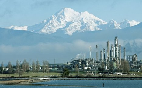 Oil Tankers Leaking into Seattle's Water | Upsetment | Scoop.it