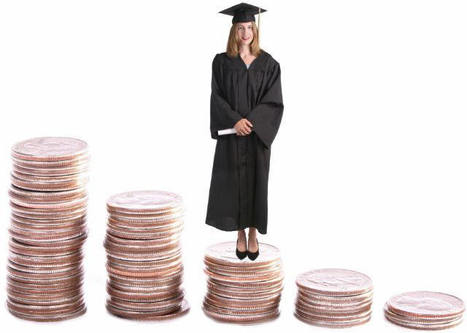 Infographic: Is the Cost of Higher Education Worth It?   Future of Learning   Scoop.it