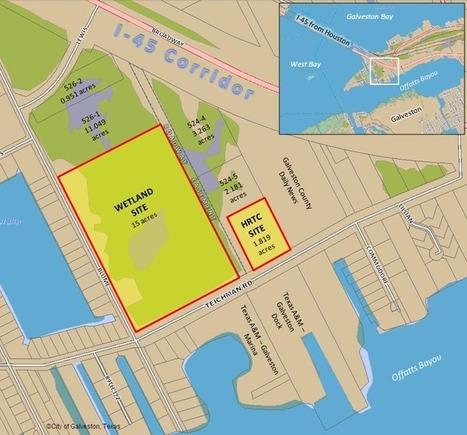 Gulf of Mexico Foundation to build restoration training center in Galveston   Texas Coast Living   Scoop.it