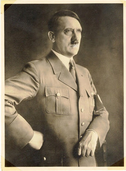 Carl Jung Depth Psychology: There is no question but that Hitler belongs in the category of the truly mystic medicine man | Aladin-Fazel | Scoop.it