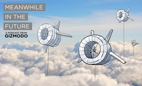 Meanwhile in the Future: We Have Changed the Climate with Wind Turbines | Strange days indeed... | Scoop.it