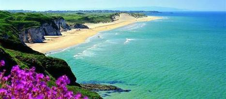 Northern Ireland Beaches | Haugh Ireland | Scoop.it