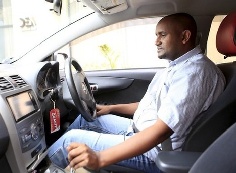 """Uber's Troubled Kenyan Expansion   """"green business""""   Scoop.it"""