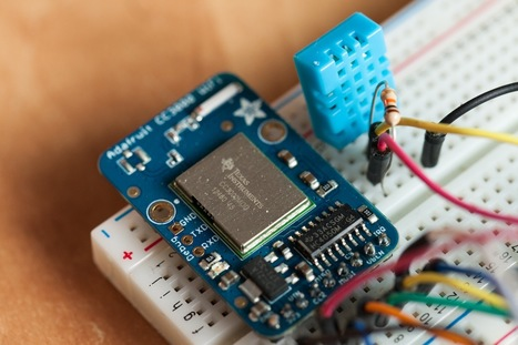Make a WiFi Weather Station With Arduino and the CC3000 chip   Arduino, Netduino, Rasperry Pi!   Scoop.it