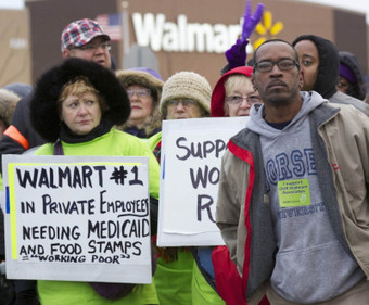 After Black Friday, anti-Walmart campaign goes international — MSNBC | Asian Labour Update | Scoop.it