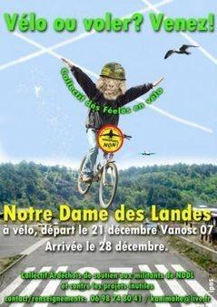 De l'Ardèche à Notre Dame Des Landes - blog du collectif de lutte ... | Notre dame des landes (collectif) | Scoop.it