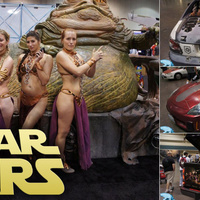 These Star Wars Fans Turned Their Cars Into Space Ships | street racing | Scoop.it