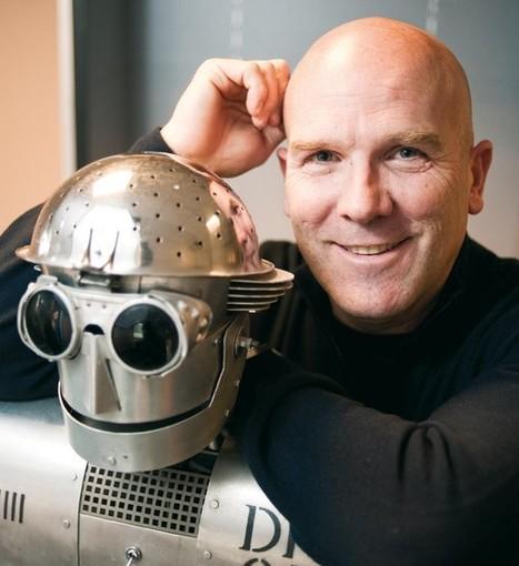 Bruno Bonnell prend les rênes de la robotique en France | Les robots domestiques | Scoop.it