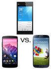 Specs Compared: Xiaomi Mi 3 vs LG Nexus 5 vs Samsung Galaxy S4 with LTE+ | Best Price Comparison of Products | Scoop.it