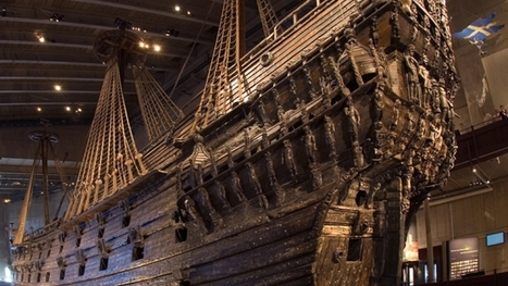 New Clues Emerge in Centuries-Old Swedish Shipwreck | Teaching history and archaeology to kids | Scoop.it